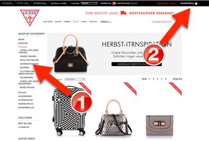 guess-taschen-online-shop-schweiz-schritt-1