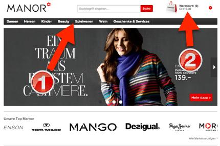 manor-online-shop-ch-schritt-1