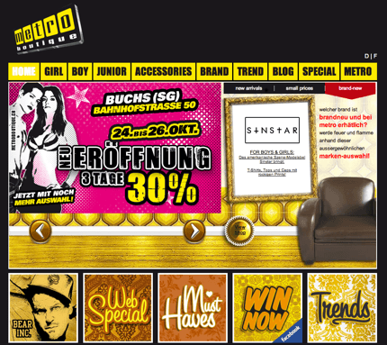 metro-boutique-online-shop-schweiz